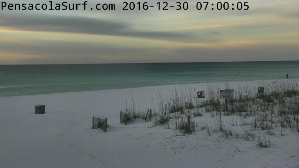 Friday Sunrise Beach and Surf Report 12/30/16