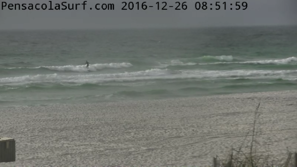 Monday Sunrise Beach and Surf Report 12/26/2016