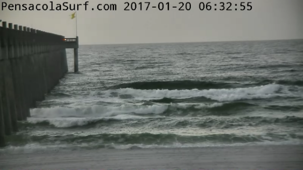 Friday Sunrise Beach and Surf Report 01/20/17