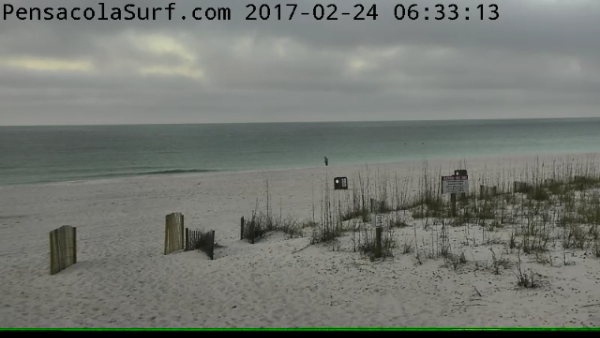Friday Sunrise Beach and Surf Report 02/24/2017