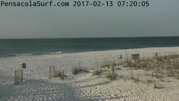 Monday Morning Beach and Surf Report 02/13/17