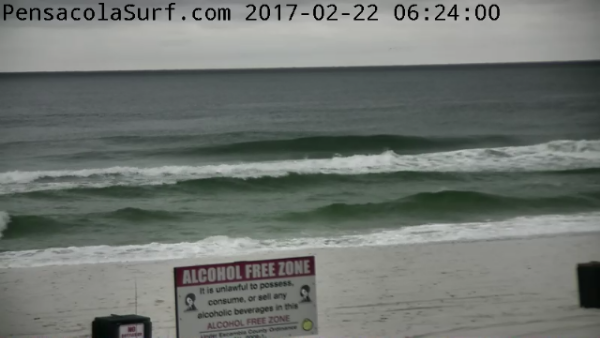 Wednesday Sunrise Beach and Surf Report 02/22/17