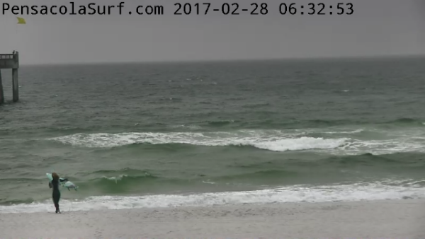 Tuesday Sunrise Beach and Surf Report 02/28/17