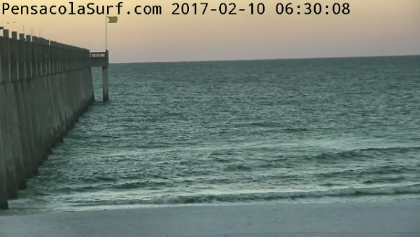 Friday Sunrise Beach and Surf Report 02/10/17