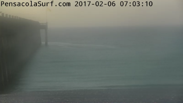 Monday Sunrise Beach and Surf Report 02/06/17