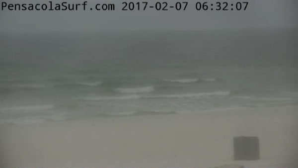 Tuesday Sunrise Beach and Surf Report 02/07/2017