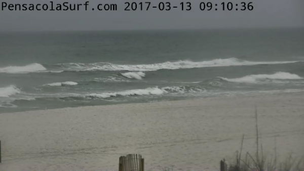 Monday Morning Beach and Surf Report 03/13/17