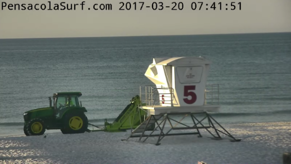 Monday Morning Beach and Surf Report 03/20/17