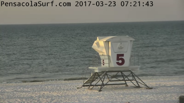 Thursday Morning Beach and Surf Report 03/23/17