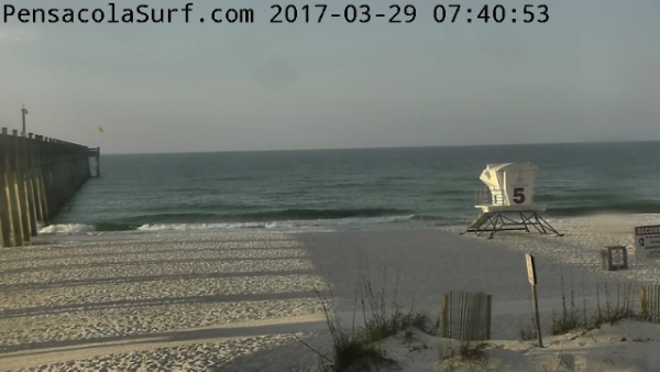 Wednesday Morning Beach and Surf Report 03/29/17