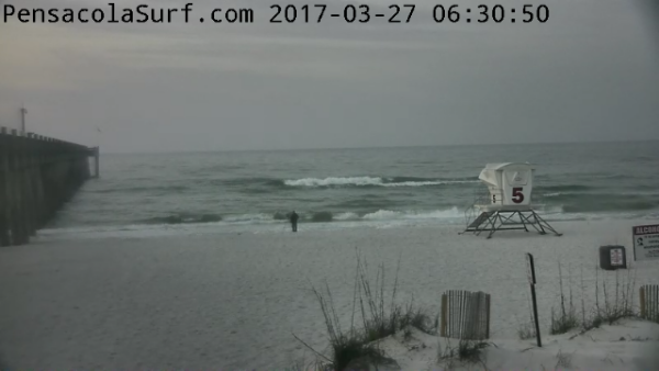 Monday Sunrise Beach and Surf Report 03/28/17