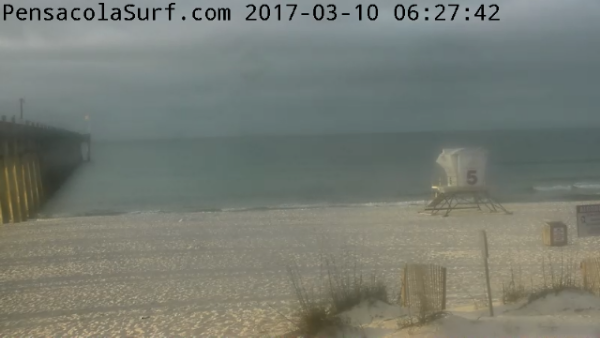 Friday Sunrise Beach and Surf Report 03/10/17