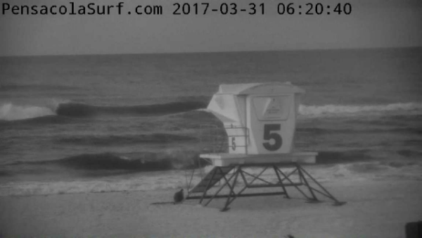 Friday Sunrise Beach and Surf Report 03/31/2017