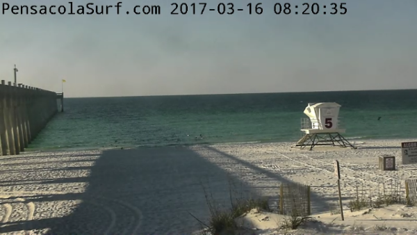 Thursday Morning  Beach and Surf Report 03/16/17