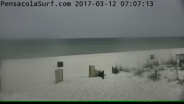 Sunday Sunrise Beach and Surf Report 03/12/2017