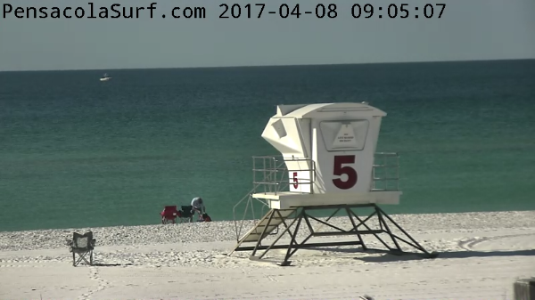 Saturday Morning Beach and Surf Report 04/08/17