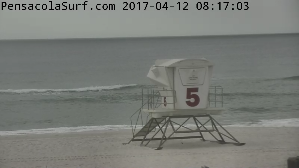 Wednesday Morning Beach and Surf Report 04/12/17