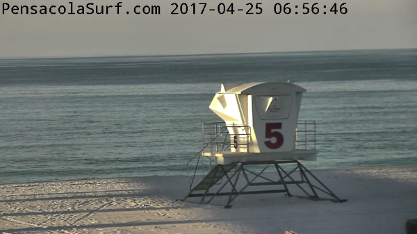 Tuesday Sunrise Beach and Surf Report 04/25/17