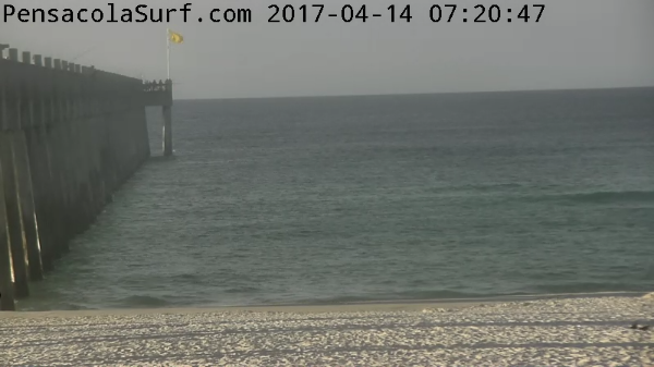 Friday Sunrise Beach and Surf Report 04/14/17