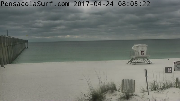 Monday Morning Beach and Surf Report 04/24/17