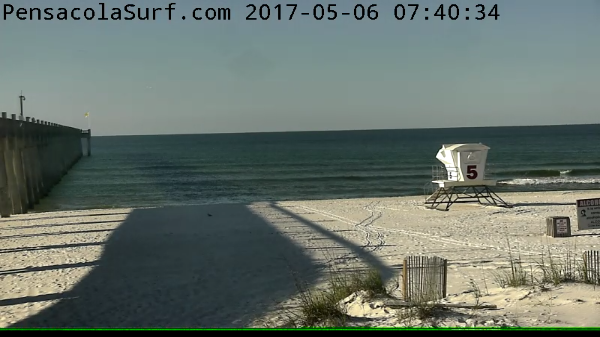 Saturday Sunrise Beach and Surf Report 05/06/2017