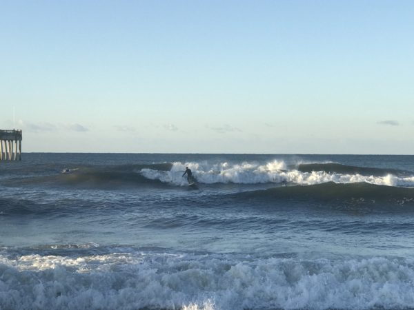 Thursday Sunrise Beach and Surf Report 5/25/17