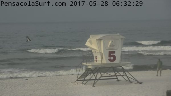 Sunday Morning Beach and Surf Report 5/28/17