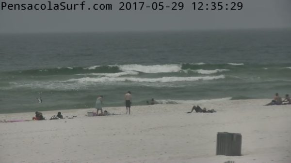 Memorial Day Afternoon Surf Update 5/29/17
