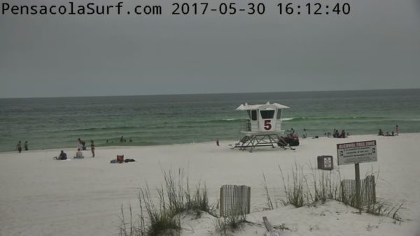 Tuesday Evening Beach and Surf Report 5/30/17