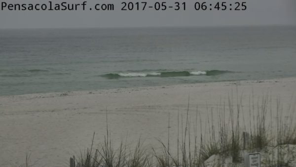 Wednesday Morning Beach and Surf Report 5/31/17