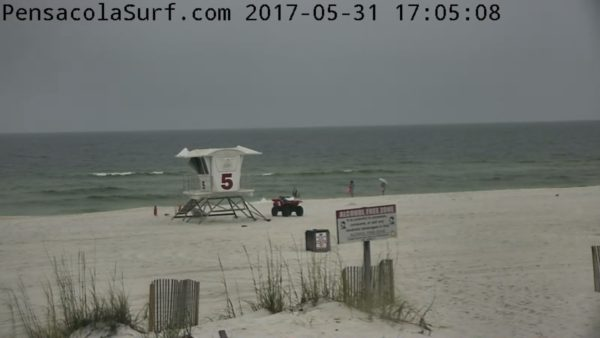 Wednesday Evening Beach and Surf Report 5/31/17