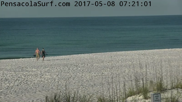 Monday Sunrise Beach and Surf Report 05/08/17