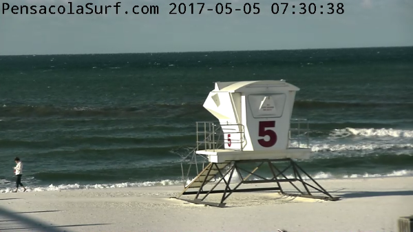 Friday Sunrise Beach and Surf Report 05/05/17