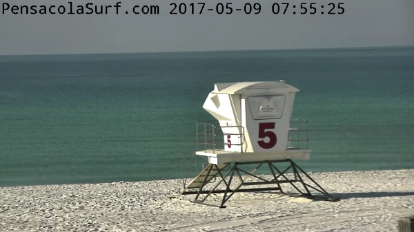 Tuesday Sunrise Beach and Surf Report 05/09/17
