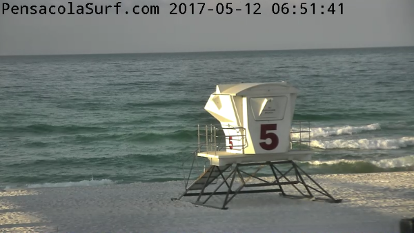 Friday Sunrise Beach and Surf Report 05/12/17
