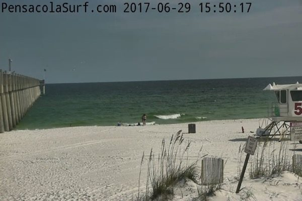 Thursday Afternoon Beach and Surf Report 6/29/17