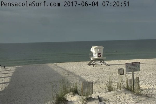 Sunday Morning Beach and Surf Report 6/4/17