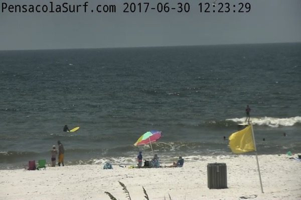 Friday Mid-Day Beach and Surf Update 6/30/17