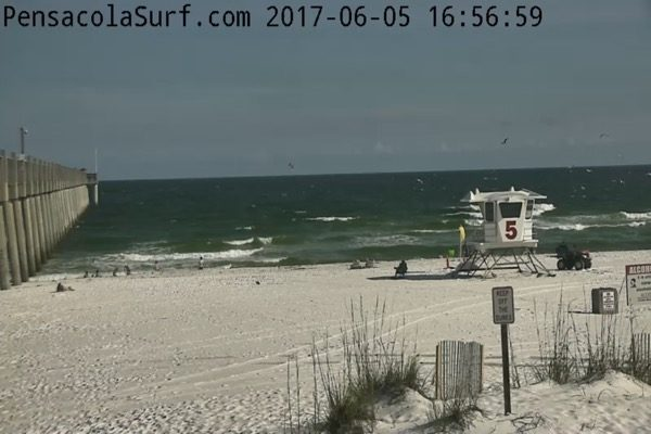 Monday After Work Surf Report 6/4/17