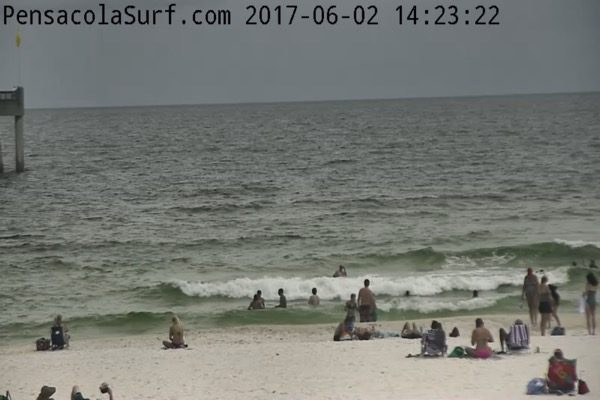 Friday Afternoon Beach and Surf Report 6/2/17