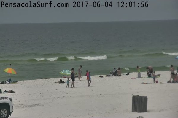 Saturday High Noon Beach and Surf Update 6/4/17