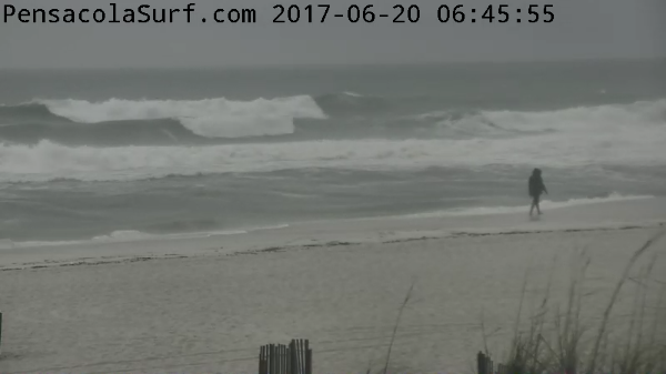 Tuesday Sunrise Beach and Surf Report 06/20/17