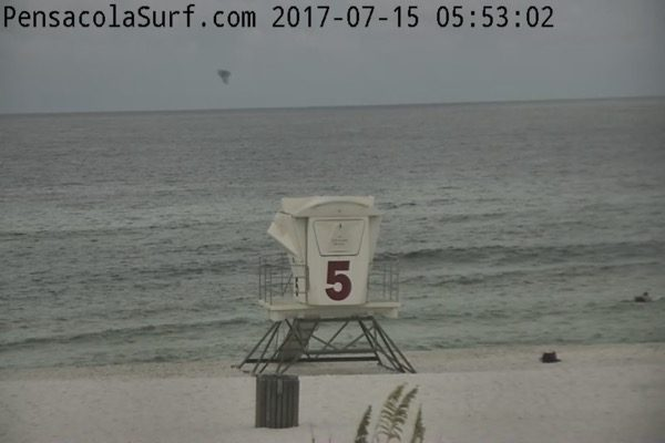 Saturday Morning Beach and Surf Report 7/15/17