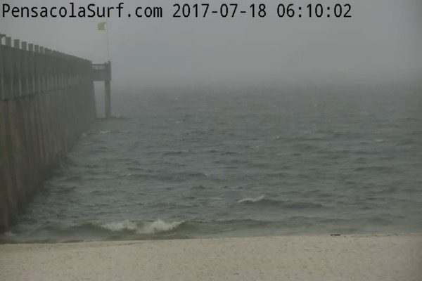 Tuesday Morning Beach and Surf Report 7/18/17