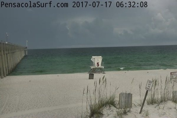 Monday Morning Beach and Surf Report 7/17/17