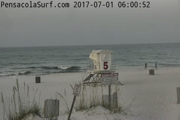 Saturday Morning Beach and Surf Report 7/1/17