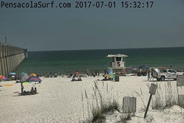 Saturday Late Afternoon Beach and Surf Report 7/1/17