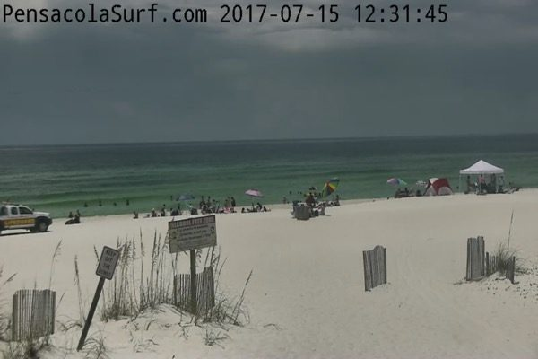 Saturday Afternoon Beach and Surf Report 7/15/17