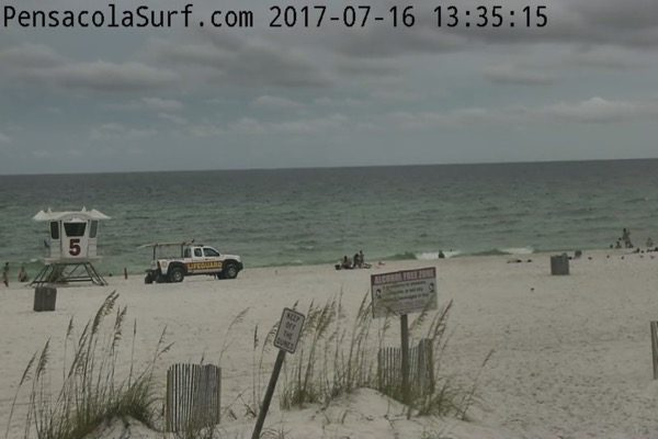 Sunday Afternoon Beach and Surf Report 7/16/17