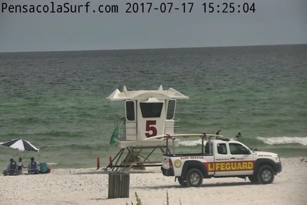 Monday Afternoon Beach and Surf Report 7/17/17